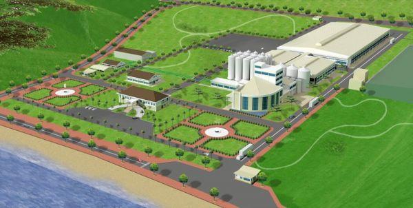 Nhà máy SABECO – Quảng Ngãi