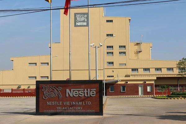 Nhà Máy Nestle Amata