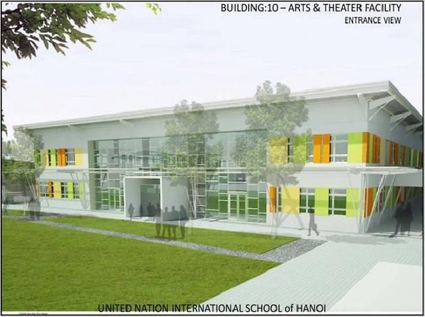 Trường học Quốc Tế UNIS