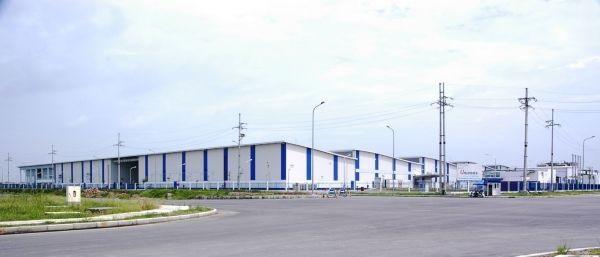 Nhà Máy Pepsi Bắc Ninh