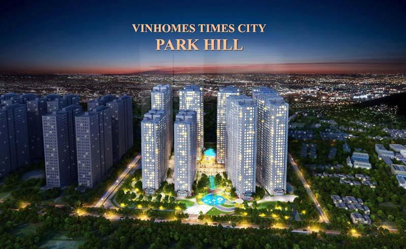 VINHOMES TIMES CITY PARK HILL-PARK 1