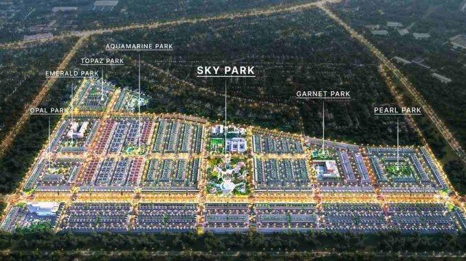 METECCONS Trúng thầu gói Hạ tầng Cơ điện dự án Gem Sky World phân khu 02, Xã Long Đức, Huyện Long Thành, Tỉnh Đồng Nai