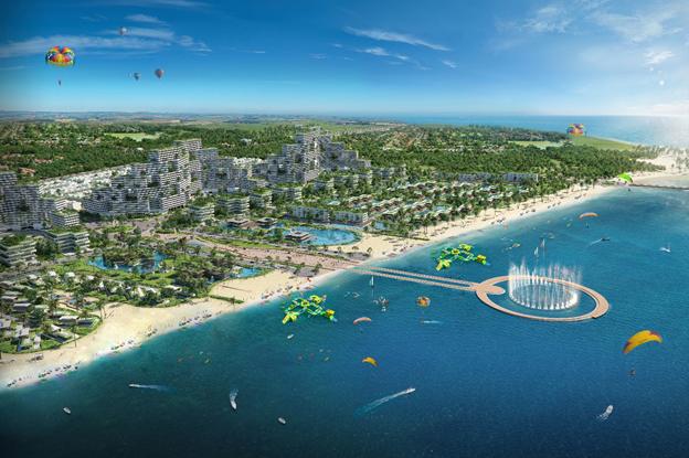 METECCONS triển khai gói MEP Hạ tầng phân khu 2 dự án Thanh Long Bay
