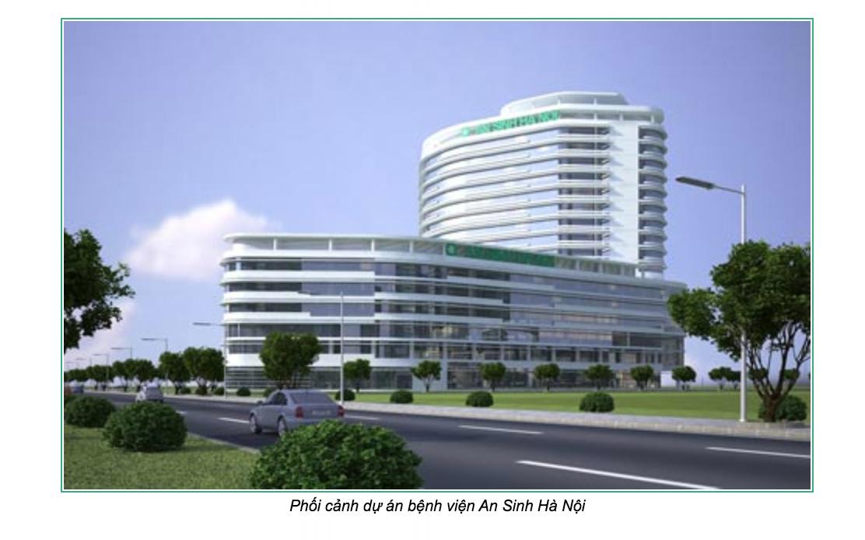Dự án Bệnh viện An Sinh