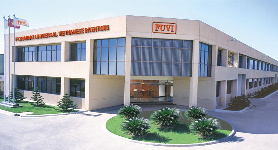 Nhà máy Phú Vinh - FUVI