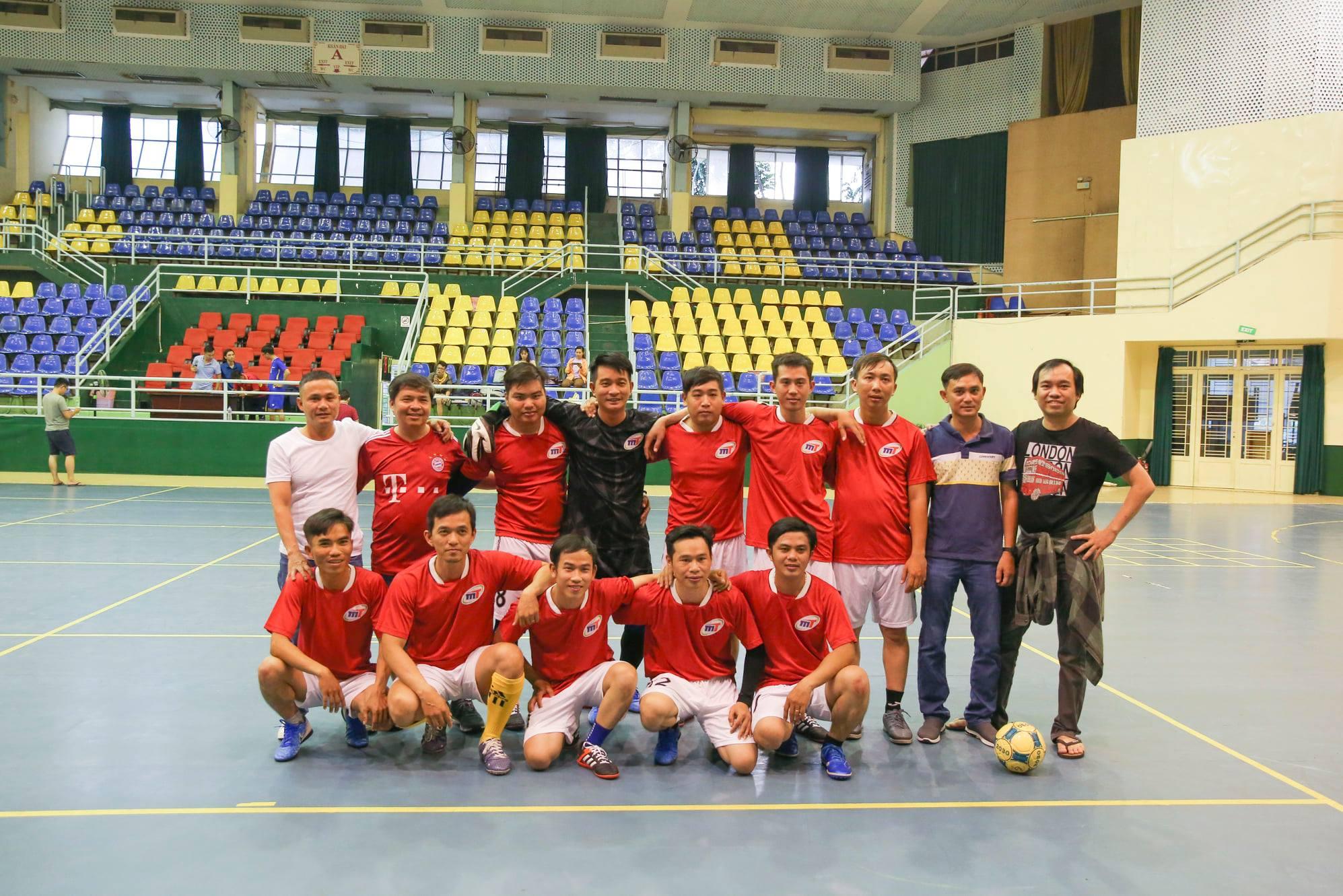 Meteccons tham gia giải bóng đá RI-LEAGUE 2020