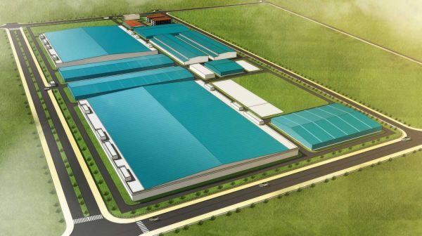 Nhà máy sản xuất sợi Huafu