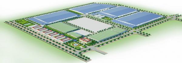 Nhà máy Texhong Quảng Ninh