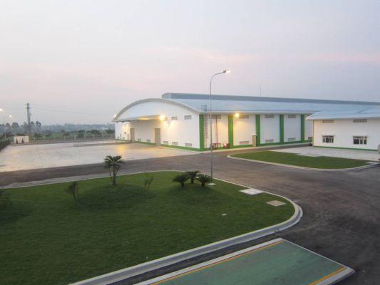 Nhà máy sữa đậu nành Vinasoy