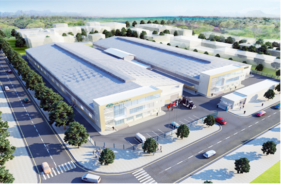 Nhà máy sản xuất thiết bị điện tử viễn thông Galtronics